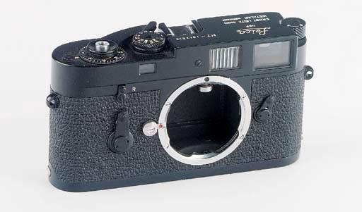 Leica M2 no. 1043538