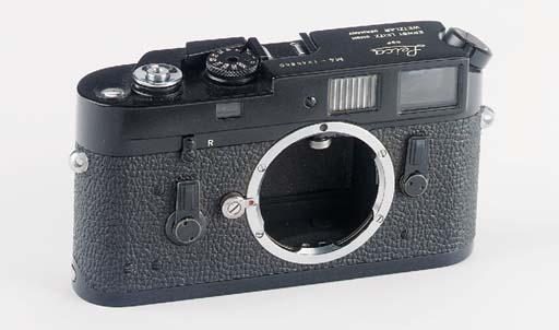 Leica M4 no. 1246660