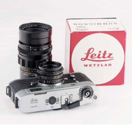 Leica M5 outfit