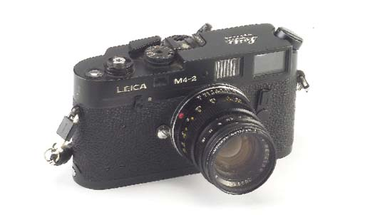 Leica M4-2 no. 1468607
