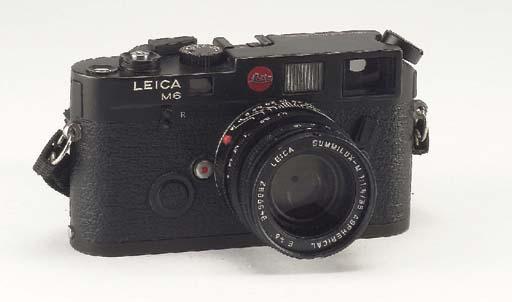 Leica M6 no. 1705393