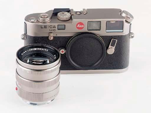 Leica M6 Titanium no. 1928810