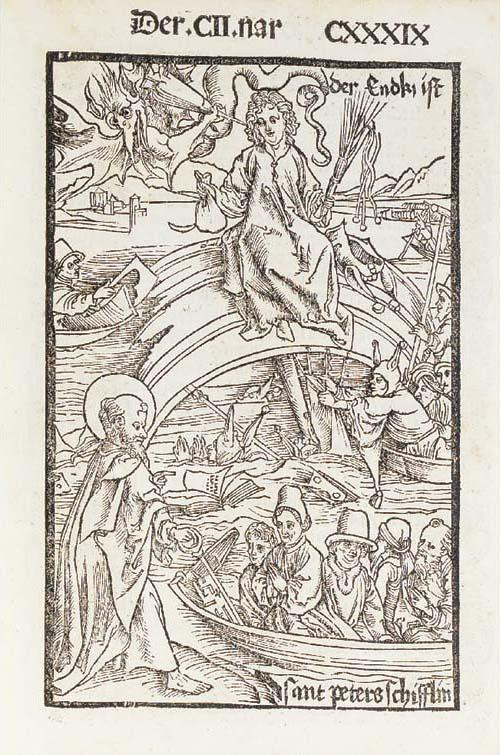 BRANT, Sebastian (1458-1521).