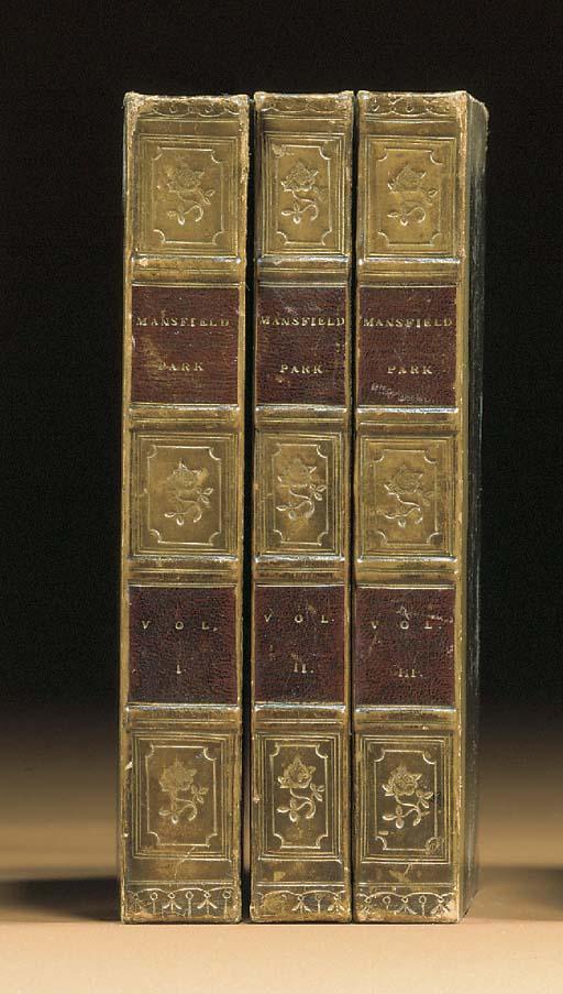 [AUSTEN, Jane (1775-1817)]  Ma