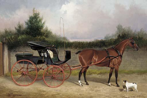 Colin Graham Roe (Fl.1858-1910