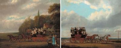 Circle of James Pollard (1792-