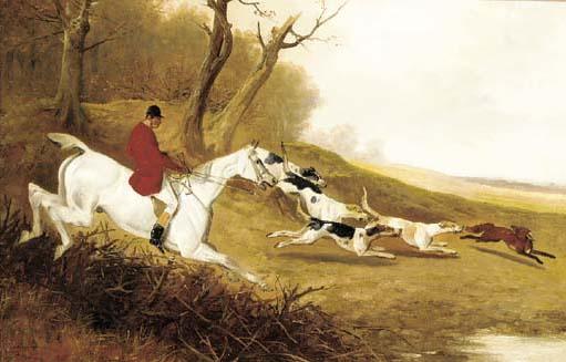 Benjamin Herring, Jnr. (1830-1871)