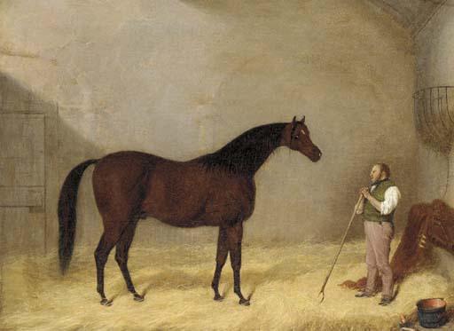 Martin Theodore Ward (1799-187