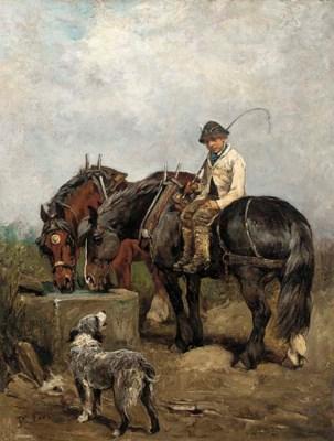 John Emms (1813-1912)