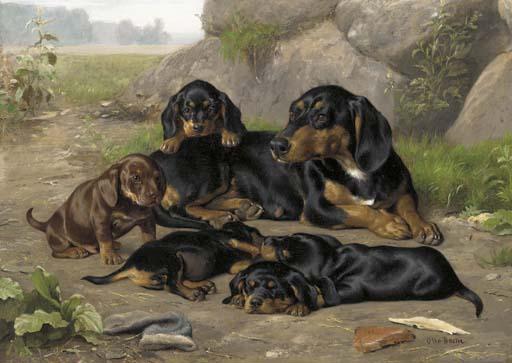 Otto Bache (1839-1927)