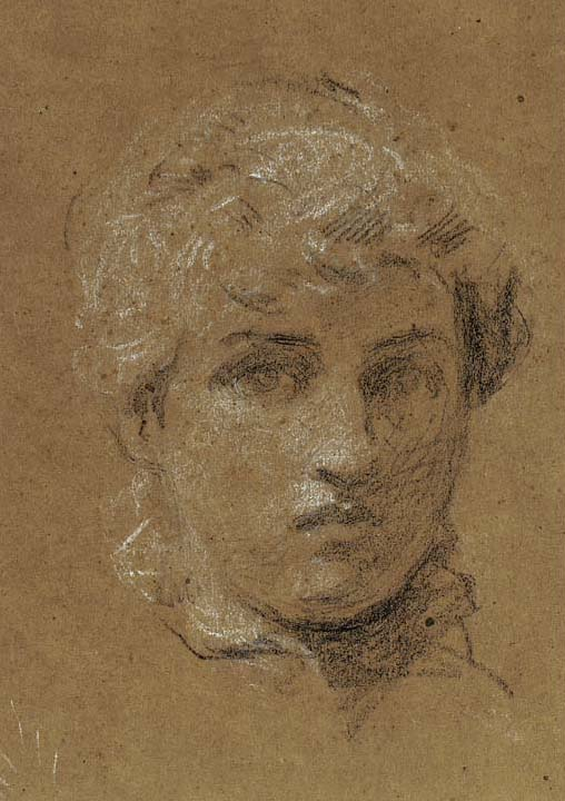 Albert Joseph Moore, A.R.W.S.