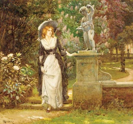 Henry Reynolds Steer (1858-192