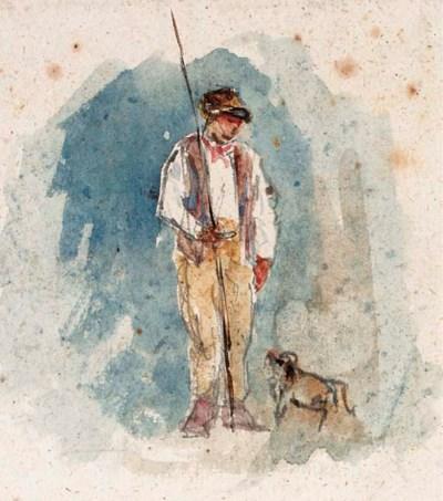 Pupil of David Cox, O.W.S. (17