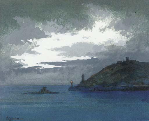 Peter Chisholm (fl. c.1920)