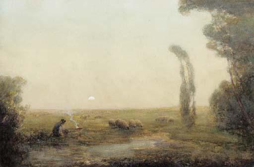 John Terris, R.S.W. (1865-1914