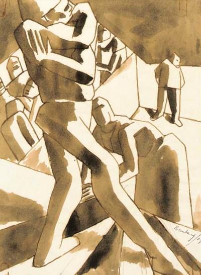 David Bomberg (1890-1957)