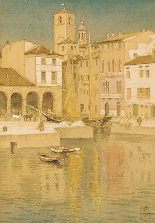 Joseph Edward Southall (1861-1