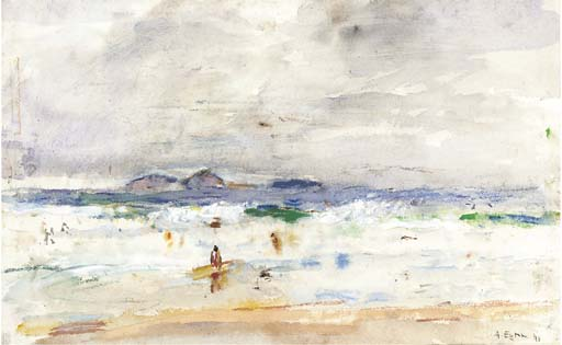 Anthony Eyton (b.1923)