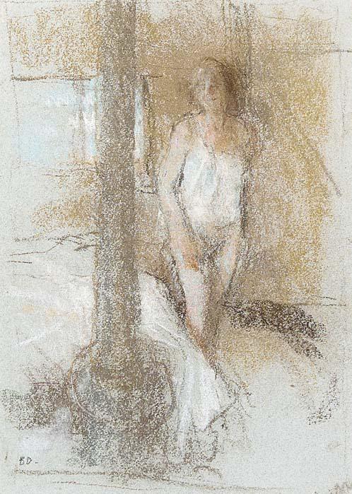 Bernard Dunstan, R.A. (B.1920)