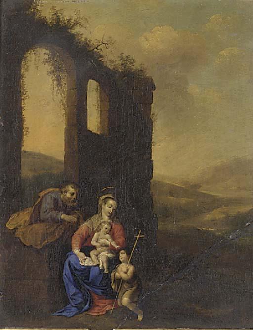 Follower of Cornelis van Poele