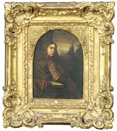 Circle of Frans van Mieris I (