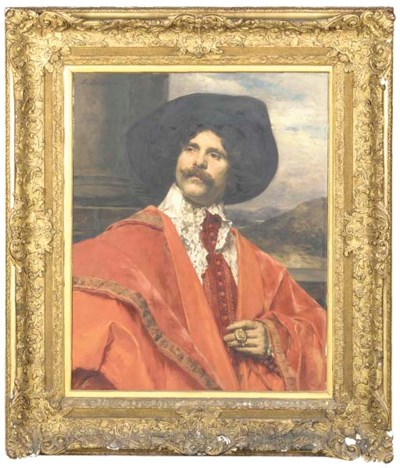 Ferdinand Royet (1840-1920)