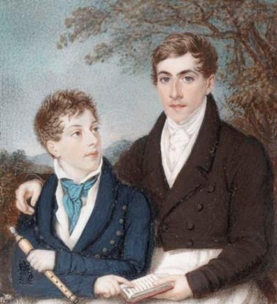 English School, circa 1815