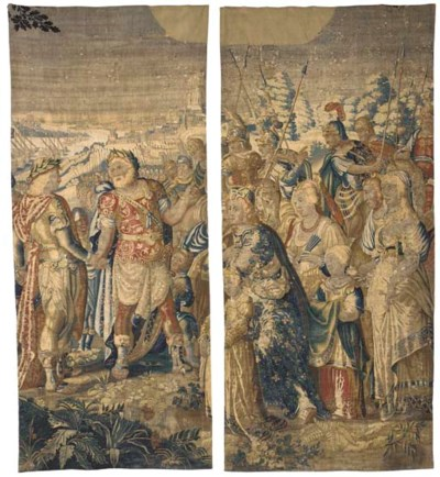 A Dutch Historical tapestry