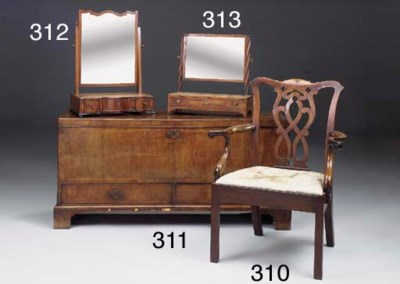 A GEORGE III AND LATER INLAID