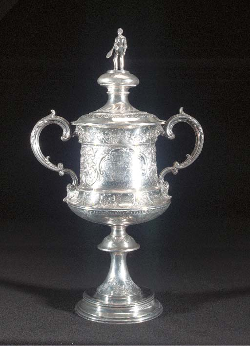 CHAMPIONSHIP CUP 1901 -- A lar