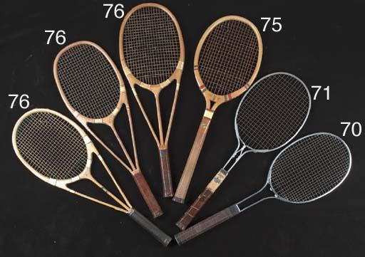 A Streamline White Star racket