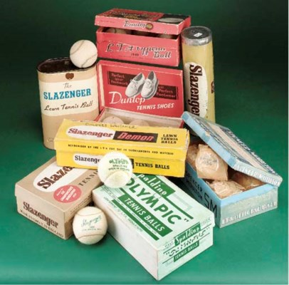 A box of six Spencer Moulton T