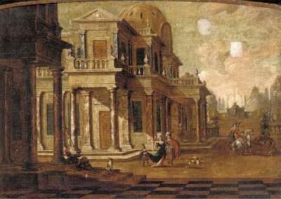 Circle of Jacob Ferdinand Saey