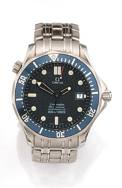 OMEGA, A STAINLESS STEEL AUTOM