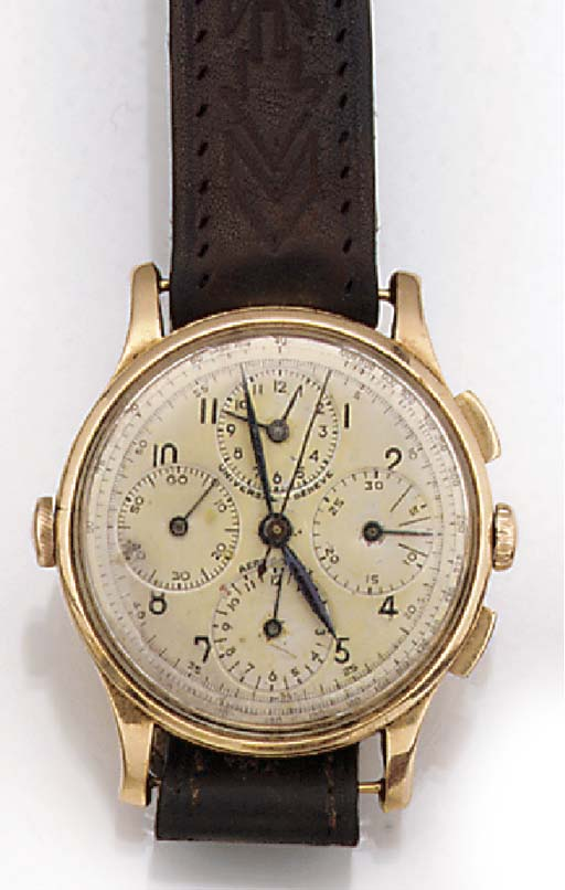 UNIVERSAL, A GOLD DUAL-TIME CH