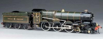 A Gauge I GWR 4-6-0 No. 6000 '