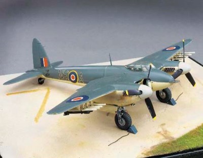 A fine and detailed 1:50 scale