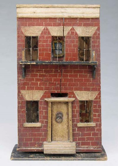 A Late Victorian polychrome wo