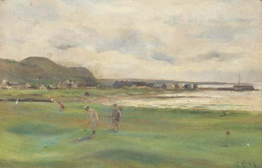 JOHN CUTHBERTSON EXH. 1887-189