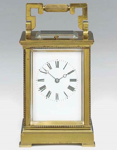 A French brass five-minute rep