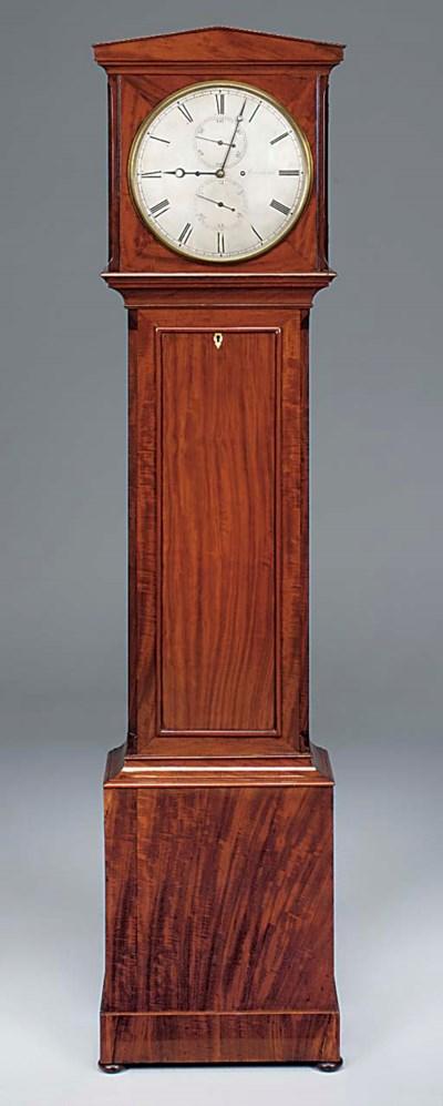 A William IV Scottish mahogany