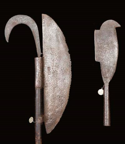A LOCHABER AXE, AND A BILL HEA