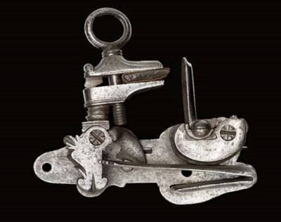 A SPANISH MIQUELET-LOCK MECHAN