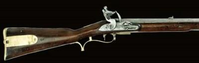 A .65 FLINTLOCK PATTERN 1805 O