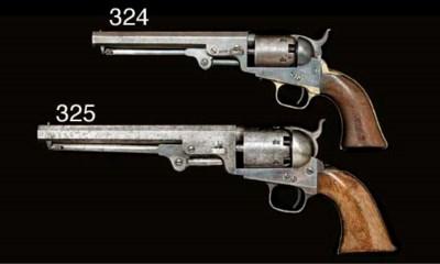 A .36 LONDON-MADE COLT 1851 MO