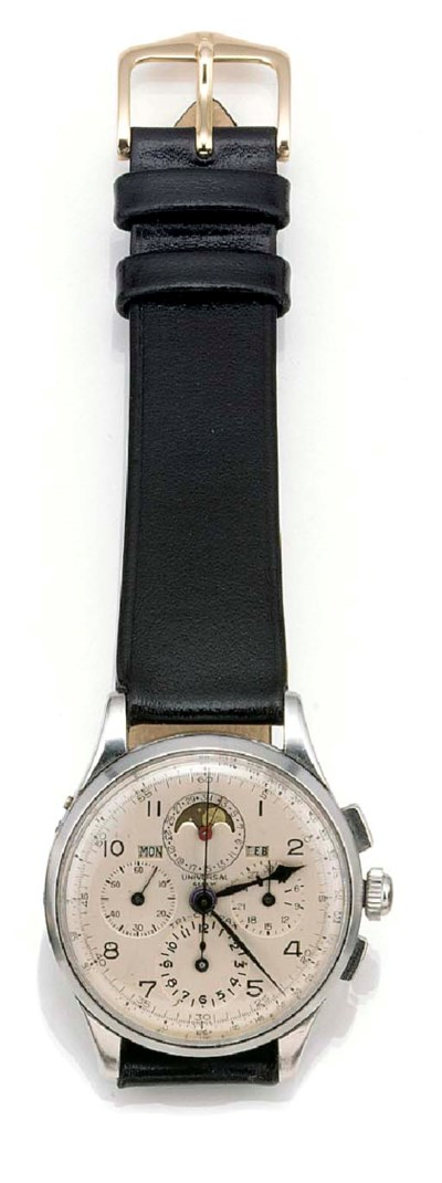 UNIVERSAL, A STAINLESS STEEL T