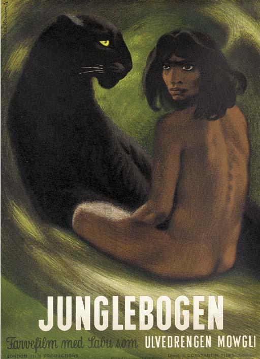 The Jungle Book/Junglebogen