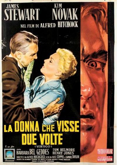 Vertigo/La Donna Che Visse Due