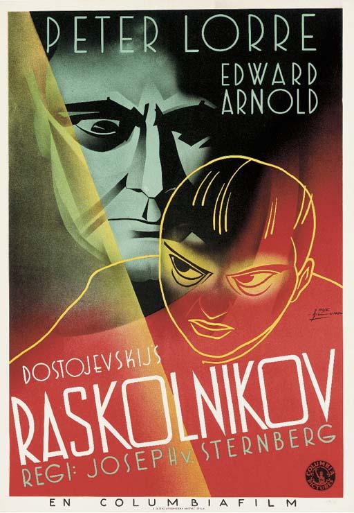 Crime And Punishment/Raskolnik