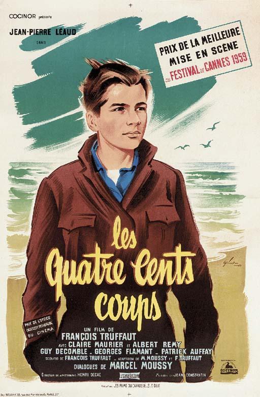 Les Quatre Cent Coups/400 Blow